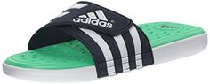 adidas SandalSensitive feet? The new adidas adissage UF+ is the ultimate in comfort. Super-soft UltraFOAM+ offers incredibly plush cushioning in a shower-friendly footbed.