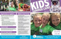 YOUTH > Kids Summer Camp
