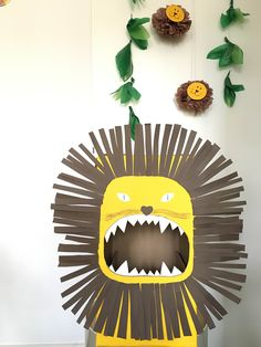 Kindergeburtstag mit Pinterest planen: Friedrichs Löwenparty - Erfahre alles, wie man auf Pinterest erfolgreich die Suchfunktionen für Projekte nutzen kann und wie Pinterest dabei helfen kann, eine Kindergeburtstags-Mottoparty zu planen   Pinspiration