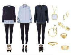 Styling by emmadaugaard showing Trivium Shiny Ring Gold, Trivium Bracelet Gold, Darling Hoop Earring Fine Large Gold, Darling Hoop Earring Fine Medium Gold,  Wink Emoji Ring Gold, Victory Ring Gold and Bubble Square Pendant Blue Gold #jewellery #Jewelry #bangles #amulet #dogtag #medallion #choker #charms #Pendant #Earring #EarringBackPeace #EarJacket #EarSticks #Necklace #Earcuff #Bracelet #Minimal #minimalistic #ContemporaryJewellery #zirkonia #Gemstone #JewelleryStone #JewelleryDesign…