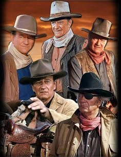 John Wayne The ultimate western movie cowboy - Dunway Enterprises John Wayne Quotes, John Wayne Movies, Hollywood Stars, Classic Hollywood, Films Western, Cowboy Films, Tv Westerns, Actor John, Best Actor