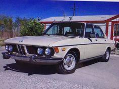1973 BMW Bavaria 3.0s original shape