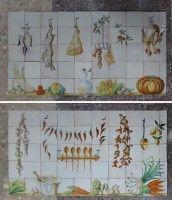 maľovaný obklad na mieru - azulejos