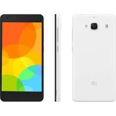 Xiaomi Redmi 2 4G LTE Dual Sim 1GB RAM 2GB ROM White   Redmi 2 Price