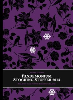 Stocking Stuffer 2013, cover by Sarah Anne Langton