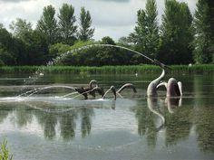 Water Beast - Llandrindod Wells