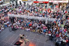 Plaza del Ayuntamiento - Circo Viejuno