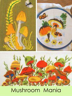 Dottie's Kraft Korner:: Vintage Crewel – Modern Kiddo