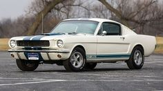 1965 Ford Mustang GT 350 Tribute