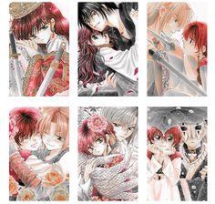 Akatsuki no Yona / Yona of the Dawn anime and manga ||