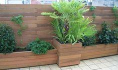 Imagen relacionada Raised Garden Beds, Design Ideas, Google, Greenery Decor, Gardens, Wood, Wooden Planter Boxes, Wood Planter Box, Garden Beds