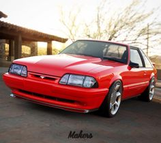 Classic Car News – Classic Car News Pics And Videos From Around The World Sn95 Mustang, Fox Body Mustang, Ford Mustang Fastback, Notchback Mustang, Mustang Wheels, Custom Muscle Cars, Custom Cars, Cummins, Mustang Hatchback