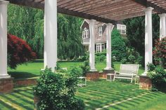 Make your garden look like it belongs in the Hamptons no matter where you live