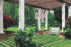 Make your garden look like it belongs in the Hamptons no matter where you live
