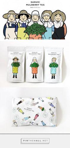 Branding and Packaging Web Design, Logo Design, Design Poster, Japan Design, Graphic Design, Type Design, Juice Packaging, Food Packaging Design, Pretty Packaging