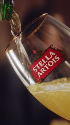 Sometimes the most unforgettable dinner parties are really quite simple. Serve a freshly-poured Stella Artois to your closest friends and get carried away in conversation. Just make sure to keep our Belgian lager within arm's reach — quality time with this group should never be interrupted.