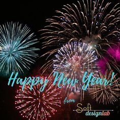 Happy New Year! May