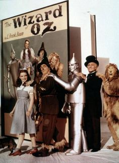 The Wizard of Oz-My father could not believe that every year they put this on tv and every year I watched.