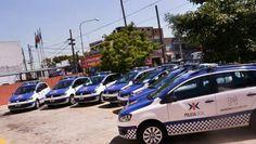Volkswagen Suran . Policia Local . Moron , Provincia de Bs As