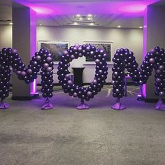 How fun are these custom 6 letters we did for @themomference How can we customize your event? . . . . . . . #balloonletters #mom #momference #purple #balloons #balloonart #dcballoons #balloonsdc #nycballoons #balloon #allaboutballoonsus #balloonsnyc #balloondelivery #organicballoons #bubbleballoons #chicagoballoons #laballoons #balloongarland #balloongarlands #balloonswag #qualatex