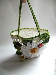 From web - Flowers bag