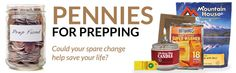 Urban Girl's November Pennies for Prepping Tips