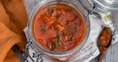 Kokit ja Potit -ruokablogi: Paahdettu tomaattisalsa