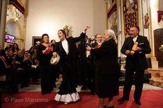 Estrella Morente ofrece una Misa Flamenca en la clausura del V Congreso Internacional Universitario de Investigación sobre Flamenco - reseñas actuaciones