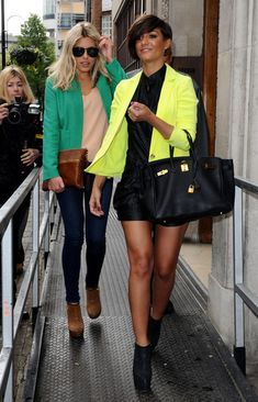 Mollie King Photo - Mollie King and Frankie Sandford Out in London