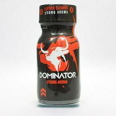 Dominator (13ml) Francoski poppers iz družine Jolt in je trenutno eden izmed najmočnejših poppers aroma na tržišču, kajti je destiliran po novem posebnem postopku in rezultat je tu. Leather Cleaning, Drink Bottles, Room, Bedroom, Rooms, Rum, Peace