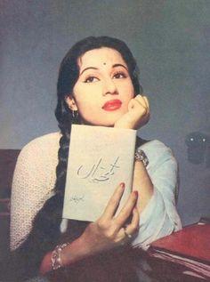IT'S PG'LICIOUS — pooja-mahi-rai: Madhubala in Filmfare 1957...