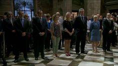 Puigdemont elogia la lleialtat dels consellers que surten i es posa al servei dels que entren