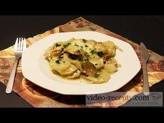 Krkovice na šlehačce - videorecept - YouTube Meat, Chicken, Food, Youtube, Essen, Meals, Yemek, Youtubers, Eten