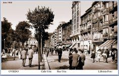Calle Uría.