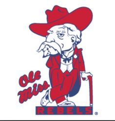 We are Ole Miss..