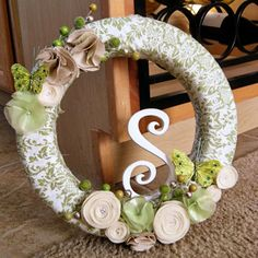 Spring Time Wreath!!!
