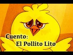 Cuento El Pollito Lito - YouTube Tweety, Baby Animals, School, Fictional Characters, Youtube, Sink Tops, Texts, Books, Stories For Children