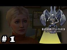 Baphomets Fluch 4   Los geht die wilde Fahrt ✰ ♯1 ✰ Baphomets Fluch:  Der Engel des Todes ✰ Gameplay German ✰ deutsch - YouTube