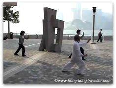 Hong Kong Culture Events - Free Tai Chi Class