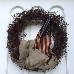 Leslee Torres added a photo of their purchase Elegant Fall Wreaths, Autumn Wreaths, Holiday Wreaths, Whimsical Christmas, Elegant Christmas, Christmas Swags, Christmas Decorations, Christmas Door, Dining Room Blue