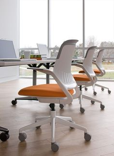 Cobi chair - conference room.  Fabric customization avail