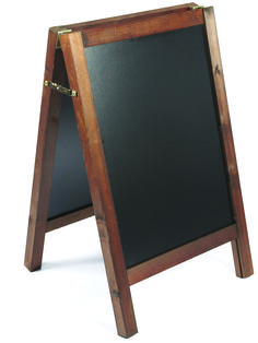 Wooden Chalkboards in Bristol | From 118 Inclusive, 1 year warranty | In stock next day delivery