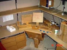 The 19 Best Office Pranks Of All Time. #4 Is Going To Be SO Mad When They Sit Down - Dose - Your Daily Dose of Amazing