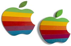 Apple auctioning original logos in June - http://www.tripletremelo.com/apple-auctioning-original-logos-in-june/