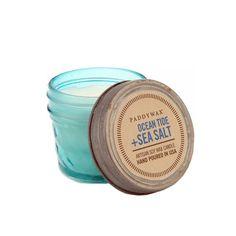 Ocean Tide & Sea Salt Candle 3 oz.