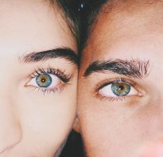 jayalvarrez:  Spanish and Colombian Eyes so similar Danny Lopez...