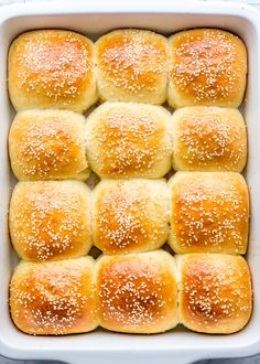 These buttermilk dinner rolls are light and fluffy, super soft, a bit sweet, extra delicious and simple to make!