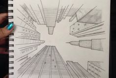 Lets get out of this town, drive out of the city, away from the crowds. #city#newyork#drawing