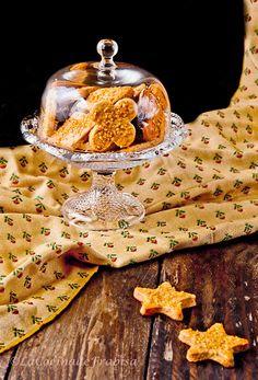 La cocina de Frabisa: Cómo hacer Galletas de Azúcar Dorado. Navidad