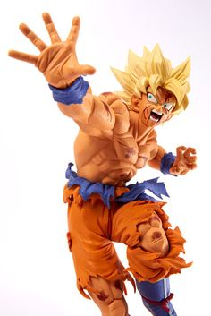 Dragon Ball Z SCultures Banpresto Figure Colosseum 5 Vol. 1 SON GOKU Super Saiyan. Julio de 2015